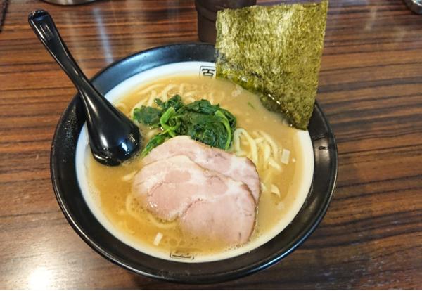「ラーメン 太麺」@百麺 中目黒店の写真