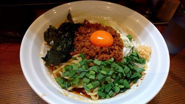 「台湾まぜそば 800円」@麺や 燦虎の写真