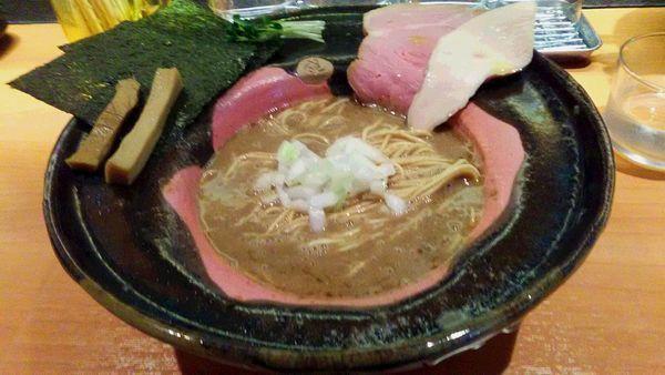 「ニボリッチ」@拉麺 成の写真