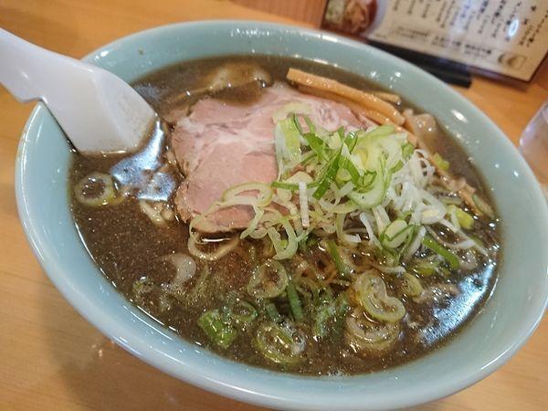 「裏メニュー なみおか 太麺 大盛 700円」@まる鐵二代目の写真