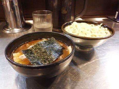 「元祖つけ麺 もりそば(小)」@滝野川大勝軒の写真