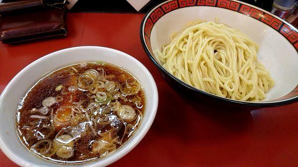 「つけ麺 780円」@中華そば 華丸の写真