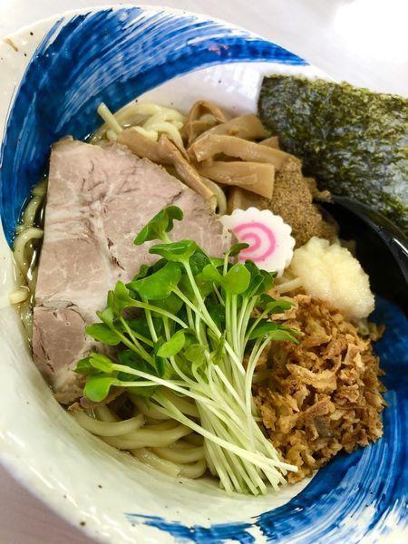 「和風まぜそば ¥720」@あぢとみ食堂の写真