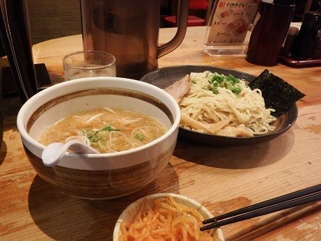 「つけ麺」@野方ホープ 目黒店の写真