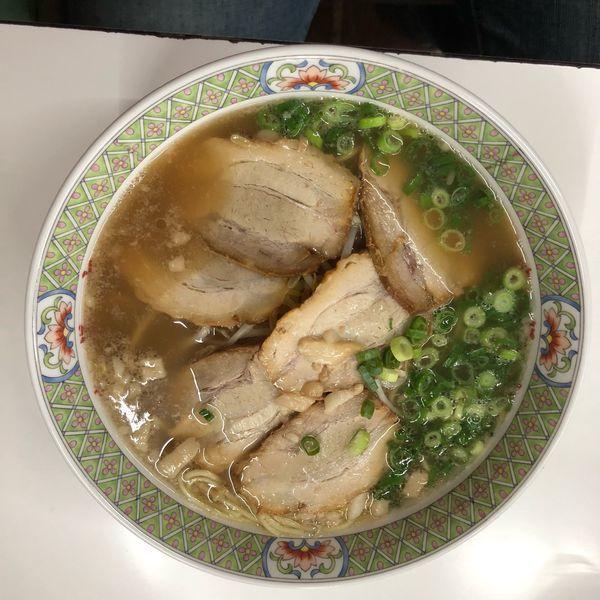 「大盛りチャーシューメン」@寿栄広食堂の写真