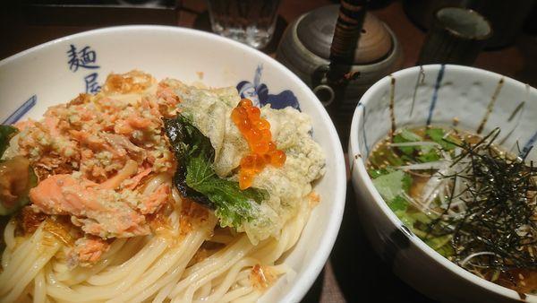 「冷やし茶漬け(限定、1080円)」@麺屋武蔵 武仁の写真