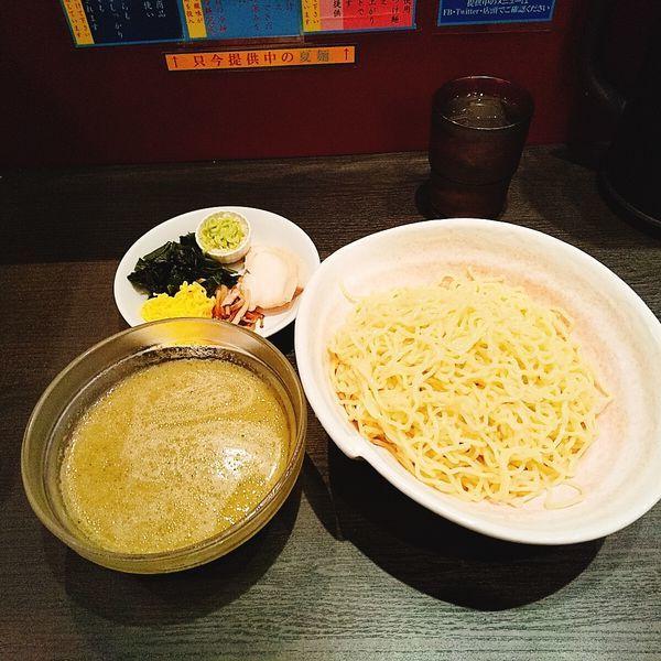 「冷やしつけ麺」@ラーメン大至の写真