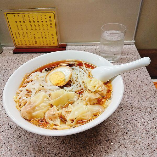 「ワンタン麺」@喜楽の写真