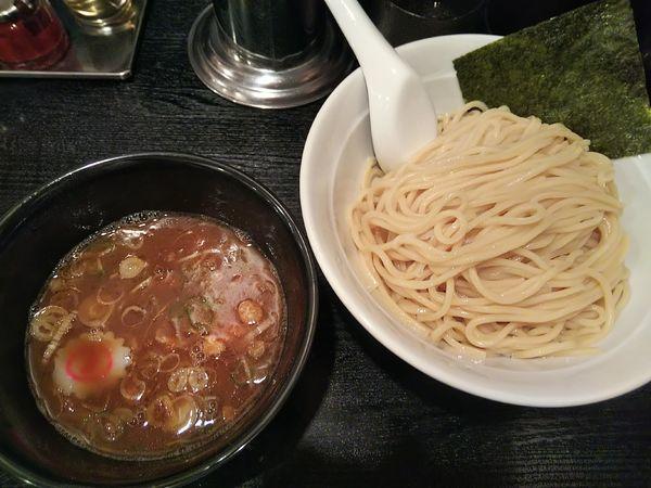「つけ麺(¥790)」@大勝軒 まるいち 新宿店の写真