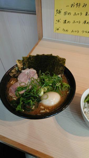 「千祥ラーメン サービスライス」@麺家 千祥の写真
