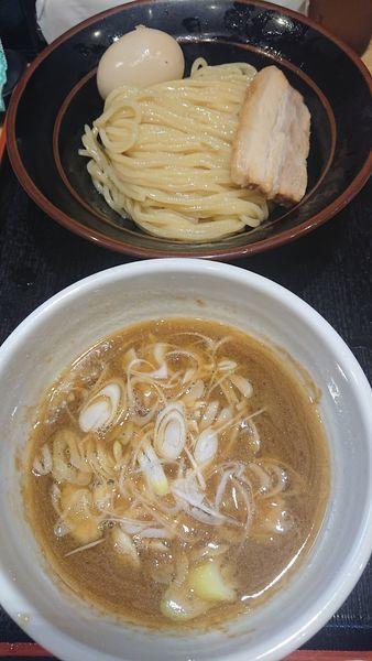 「味玉つけ麺」@麺屋 睡蓮の写真
