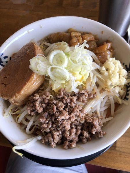 「辛洋二郎」@特級中華蕎麦 洋介の写真