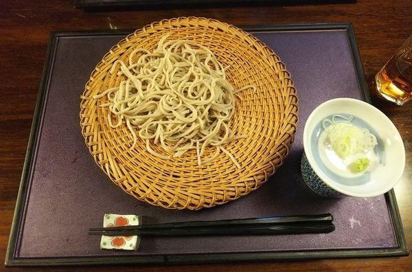 「二八蕎麦」@そば処紅山水の写真
