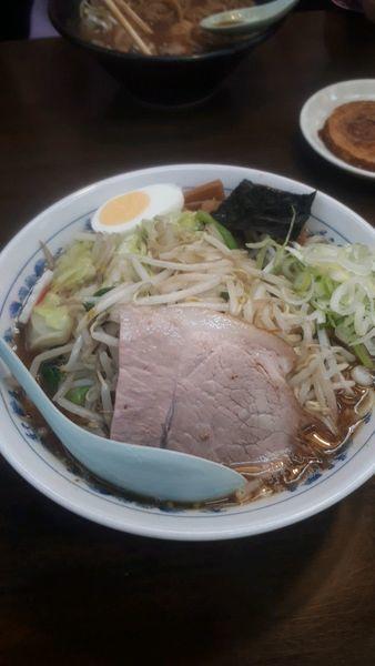 「炒め野菜中華そば」@東池袋大勝軒 ROZEOの写真