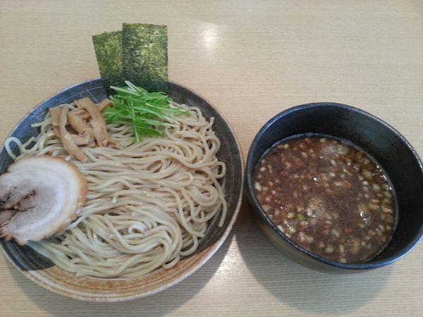「魚介豚骨つけ麺」@麺屋 くおんの写真
