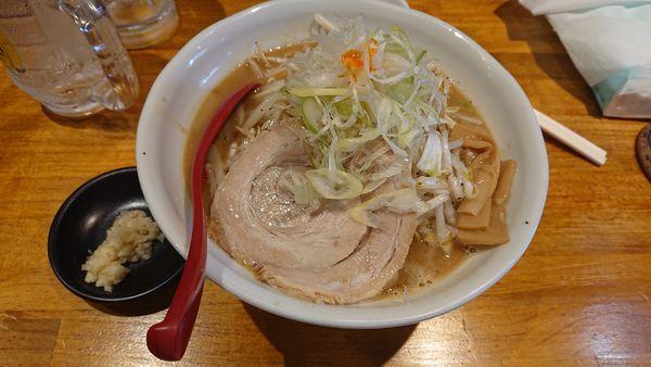 「味噌ラーメン(830円)」@らーめん 蓮の写真