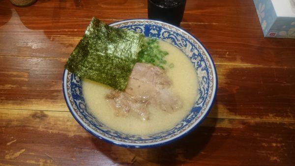 「味噌ラーメン」@にんにくや 堀之内店の写真