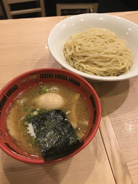 「豚鶏つけ麺 中」@赤備の写真