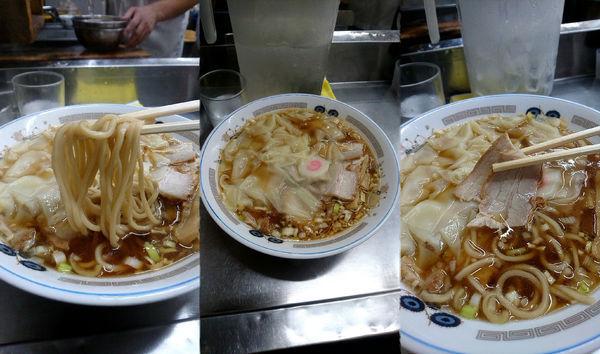 「『チャーシューワンタンメン(¥800)』」@中華そば みたかの写真