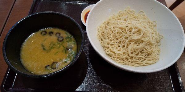 「細つけ麺」@RAMEN EXPRESS 博多一風堂 三井アウトレットモール入間店の写真