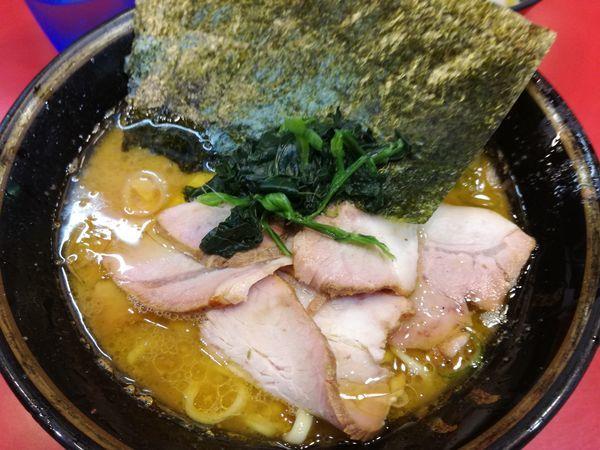 「チャーシュー麺」@家系総本山 吉村家の写真