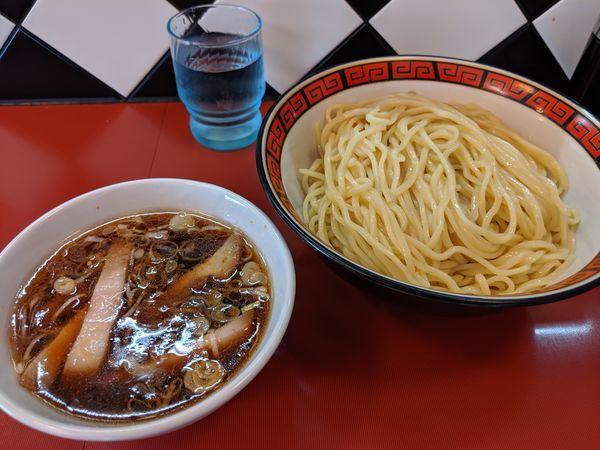 「つけ麺 大 900円」@中華そば 華丸の写真