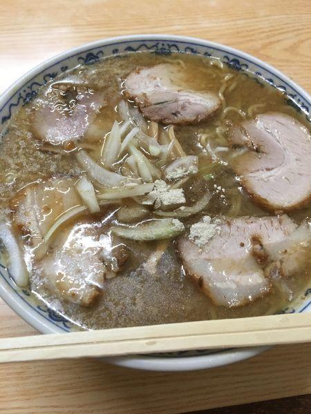 「チャーシュー麺」@あさひ楼の写真