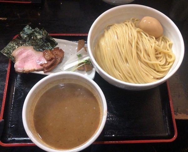 「得製つけ麺 特盛」@濃厚宗田つけめん 麺屋縁道の写真