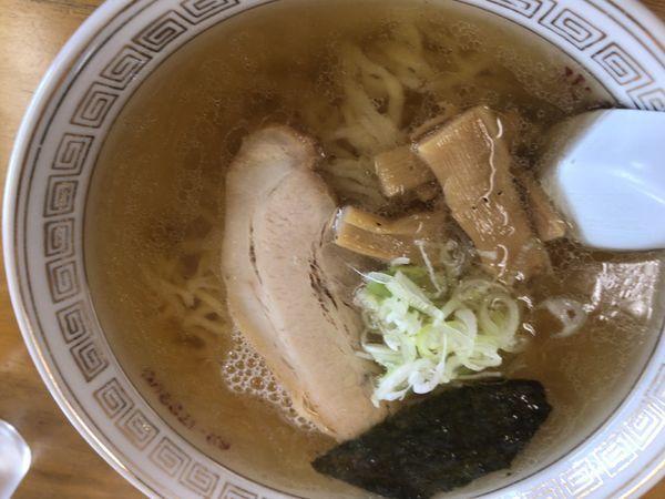 「ラーメン650円」@北むら食堂の写真