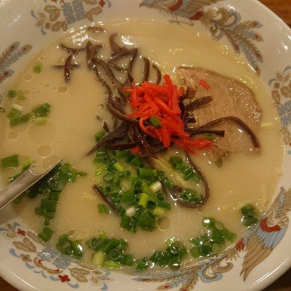 「感謝麺セット780円、生ビール500円」@龍王 本店の写真