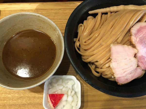 「濃厚つけ麺」@いかれたNOODLE Fishtonsの写真