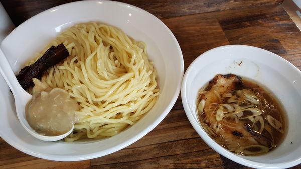 「アサリつけ麺」@八王子 響の写真