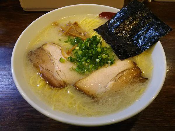 「Sio豚骨大盛り」@麺屋 三四郎の写真