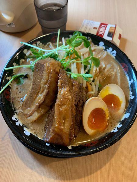 「角煮ラーメン」@味噌の大将 江古田店の写真