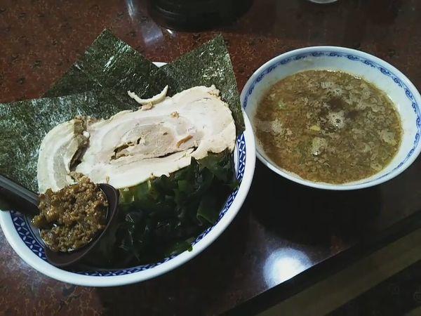 「つけ麺」@麺や てつの写真