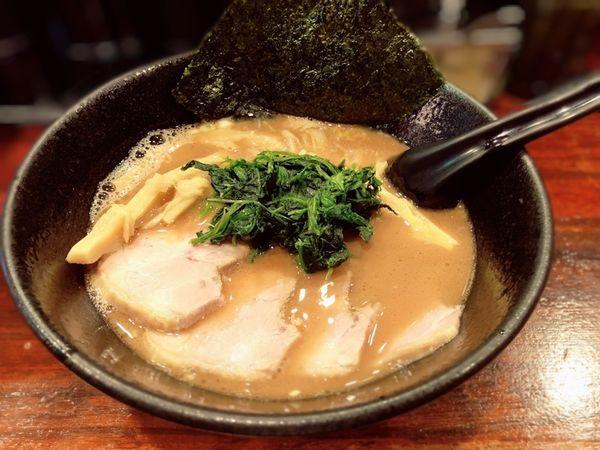 「大和田チャーシュー麺」@麺屋 大和田の写真