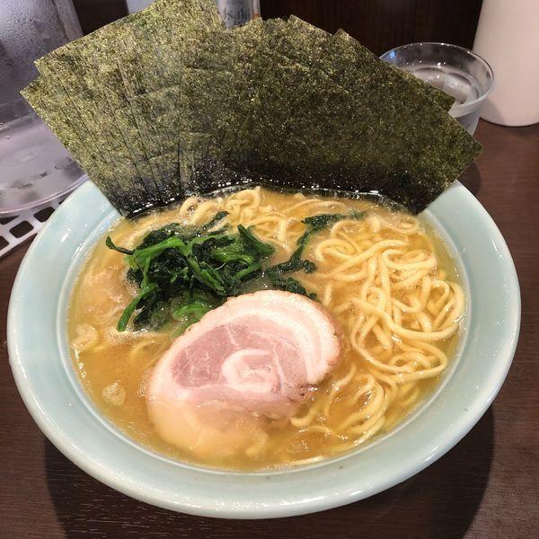 「らーめん中 のり」@横浜家系らーめん いずみ家の写真