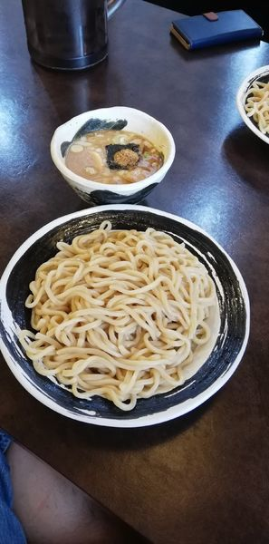 「つけ麺 並み」@麺屋べんてんの写真