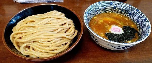 「つけ麺」@次念序の写真