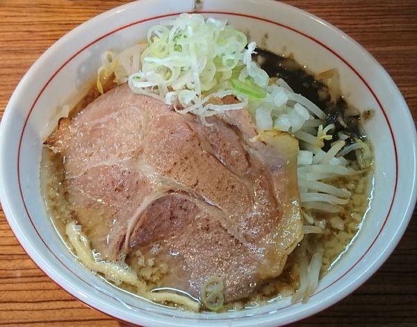 「【夜限定】G系ニボそば ¥750」@niboの写真
