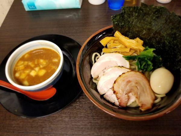 「つけ麺」@とらきち家 反町店の写真