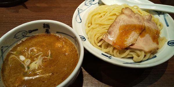 「濃厚つけ麺」@麺屋武蔵 浜松町店の写真
