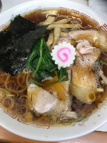 「青島ラーメン(800円)」@青島食堂 秋葉原店の写真