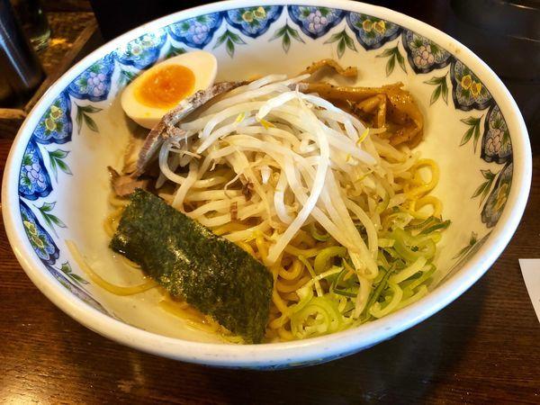 「油麺 並 ¥650」@江川亭 武蔵村山店の写真