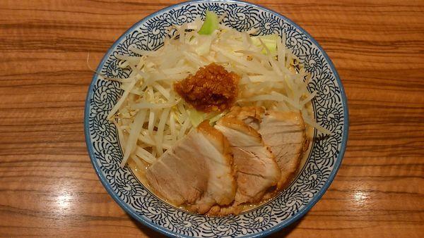 「復活の大黒麺」@ラーメン燈郎の写真