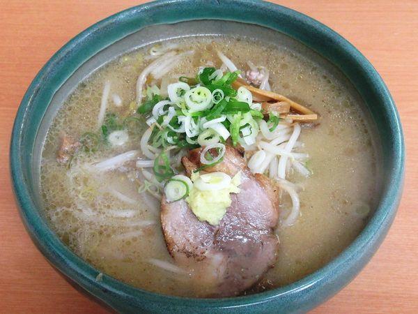 「味噌らーめん(780円)」@麺屋 彩未の写真
