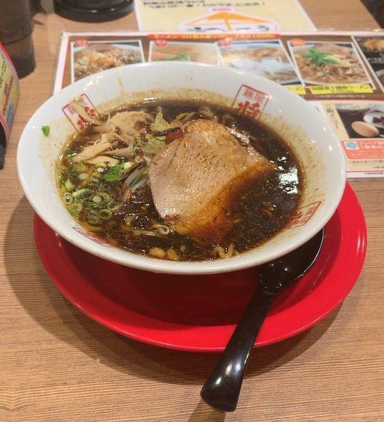 「紀州湯浅吟醸醤油ラーメン」@麺屋 ひしお 和歌山駅前店の写真