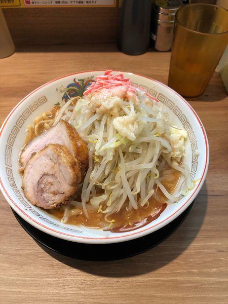「ラーメン小(780円)」@ラーメン豚山 元住吉店の写真