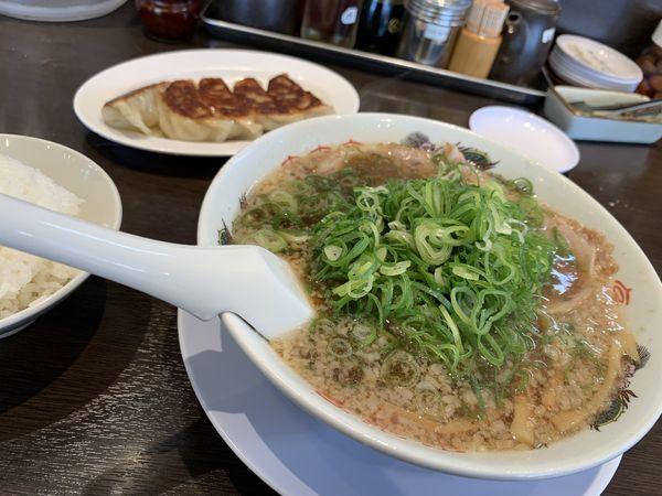 「餃子定食」@来来亭 鴻巣店の写真
