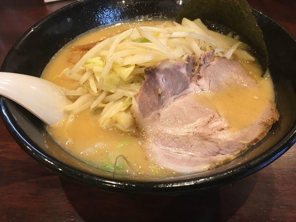 「おやじ麺」@ラーメンおやじ 町田店の写真
